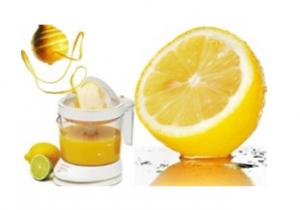 la santé et le citron